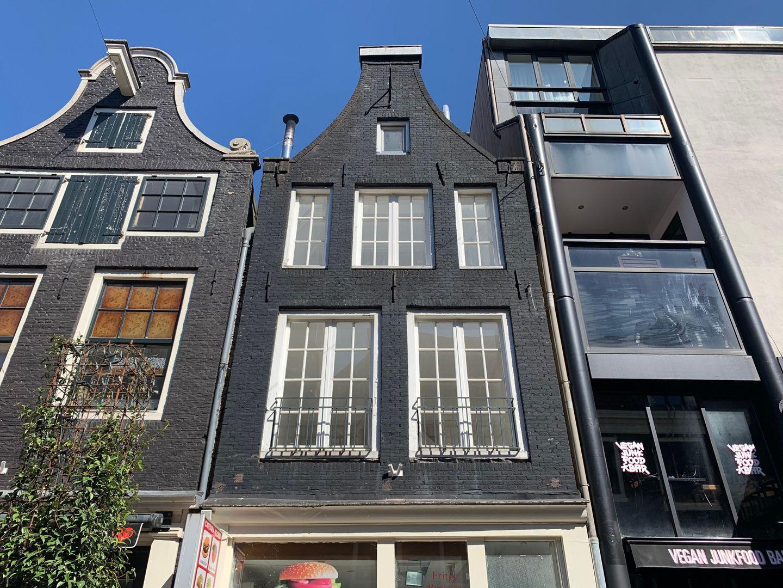 Reguliersdwarsstraat 53 1, Amsterdam foto-0