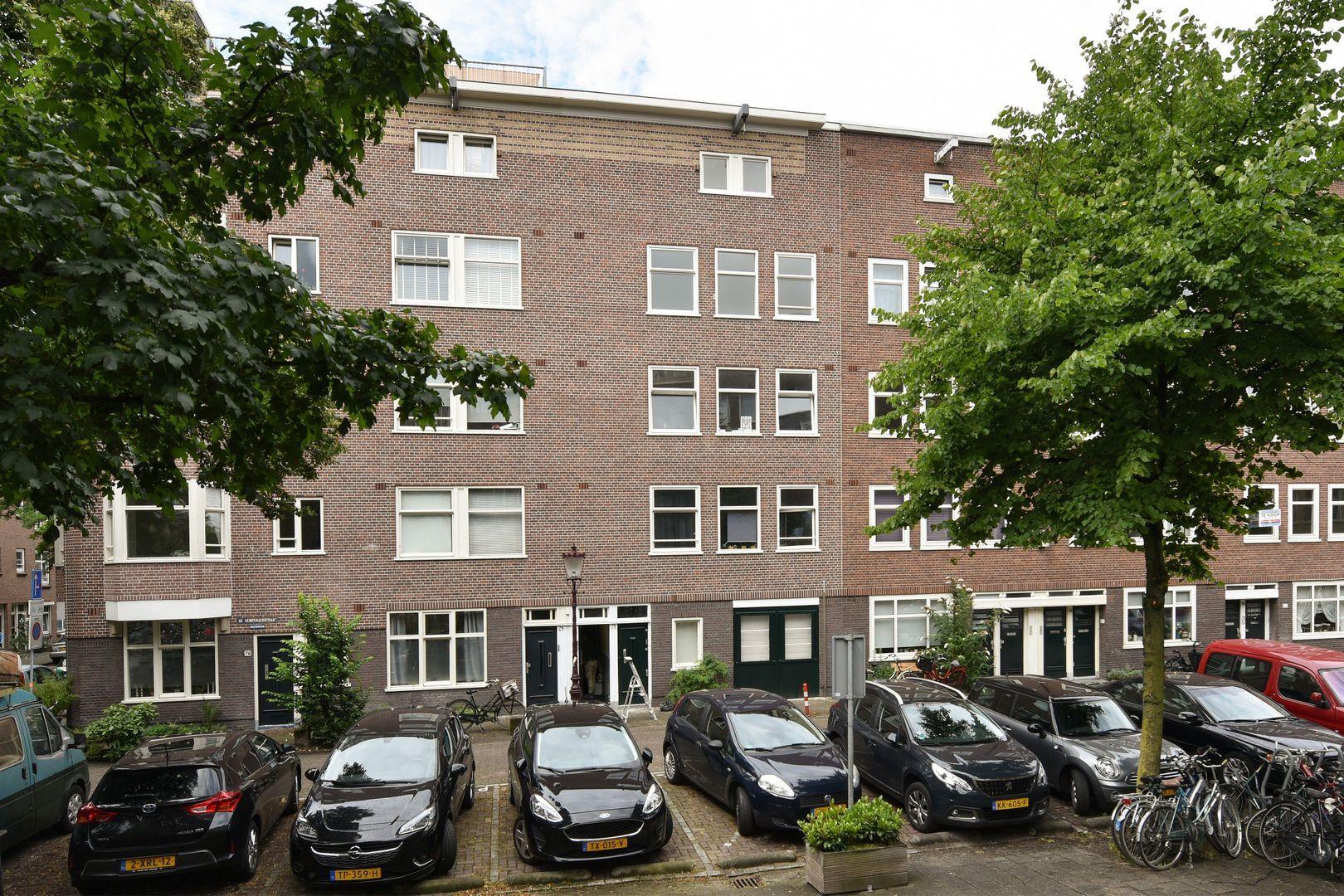 De Kempenaerstraat 72 3, Amsterdam foto-0