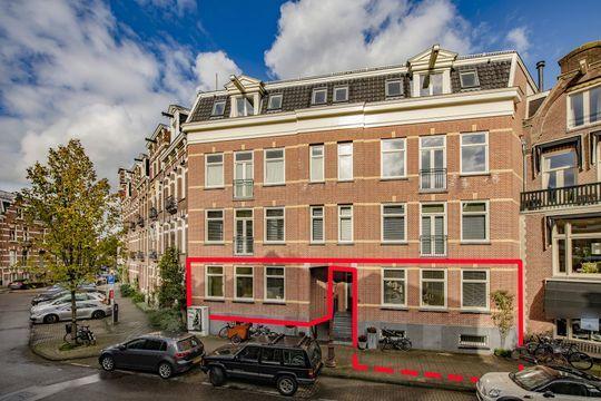 Tweede Jacob van Campenstraat 127 -1, Amsterdam