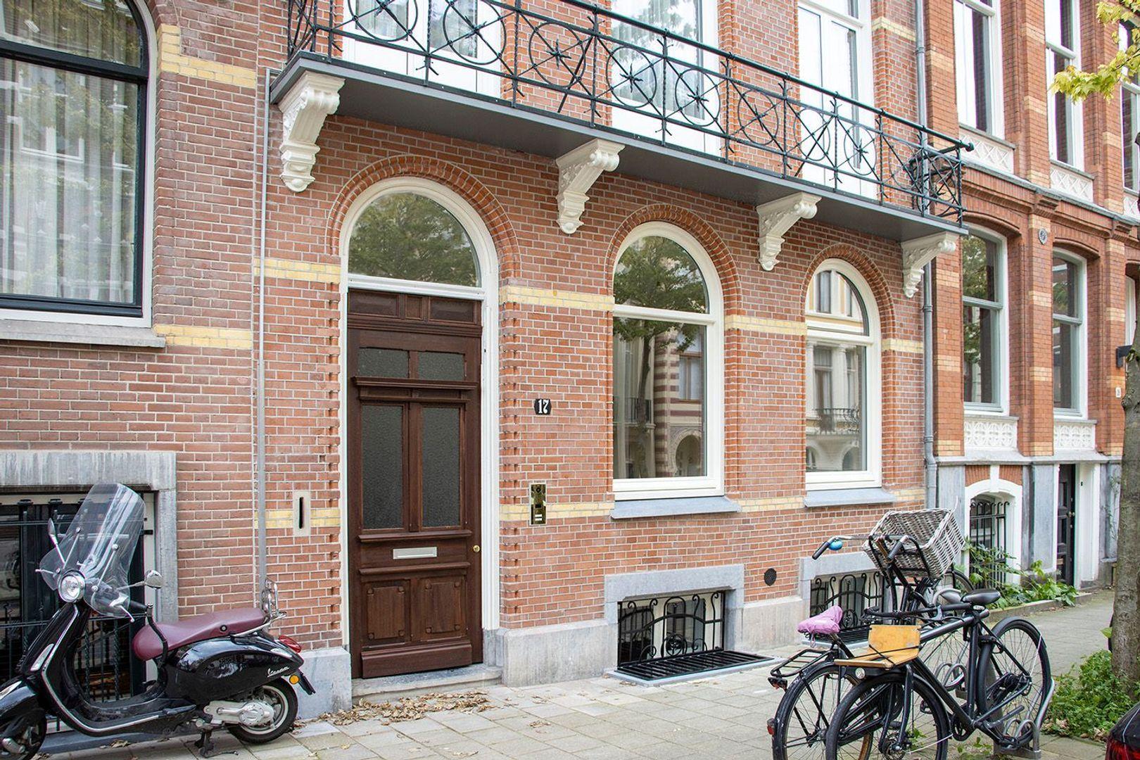 Roemer Visscherstraat 17 A, Amsterdam foto-1