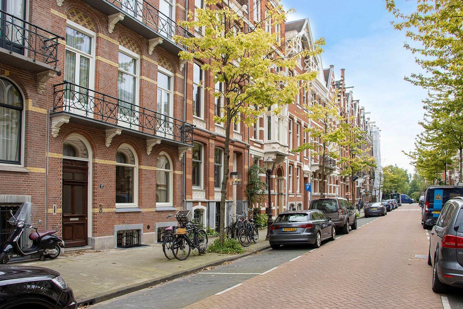Roemer Visscherstraat 17 A, Amsterdam foto-0