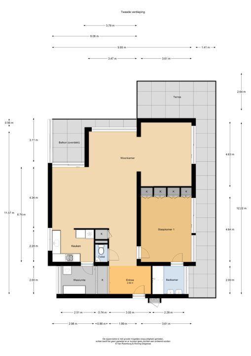 Nicolaas Beetslaan 23, Aerdenhout plattegrond-21