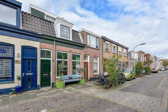 Voorzorgstraat 34, Haarlem