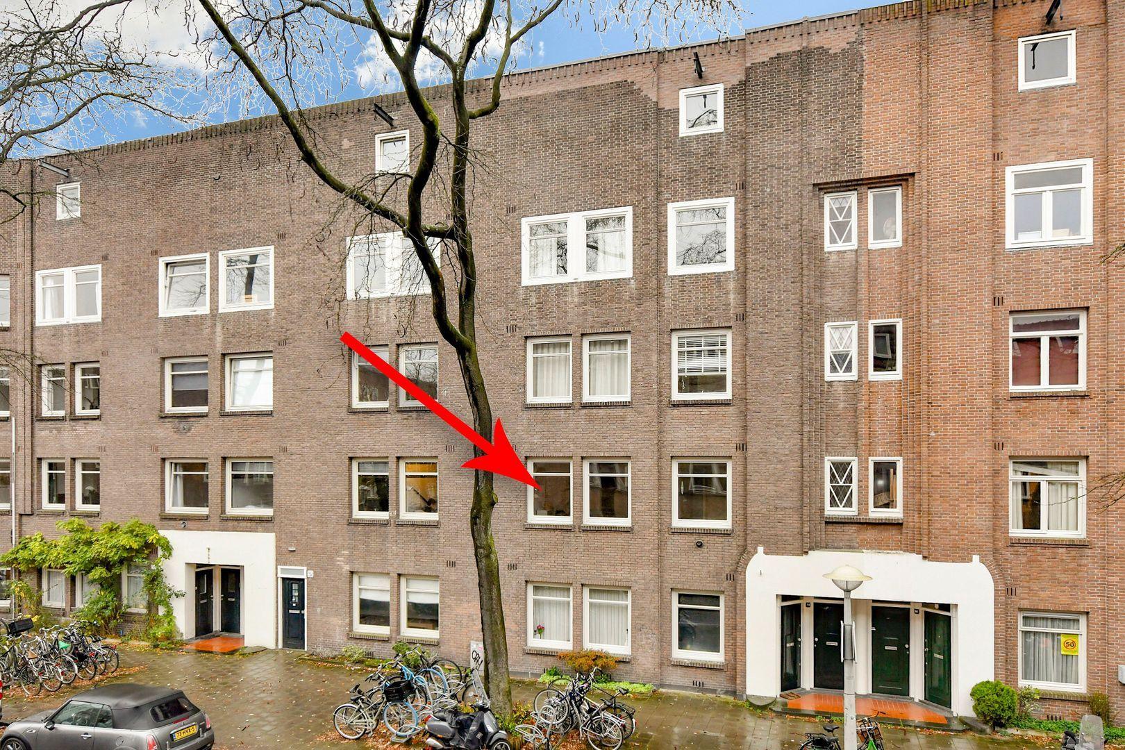 Vechtstraat 30 I, Amsterdam foto-0
