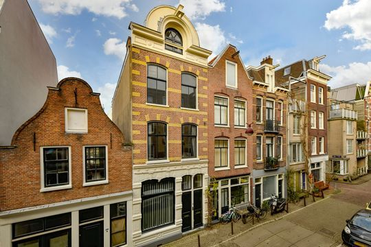 Nieuwe Leliestraat 156, Amsterdam