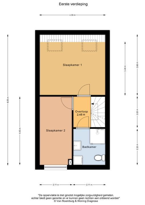 Aletta Jacobsstraat 7, Velserbroek plattegrond-15