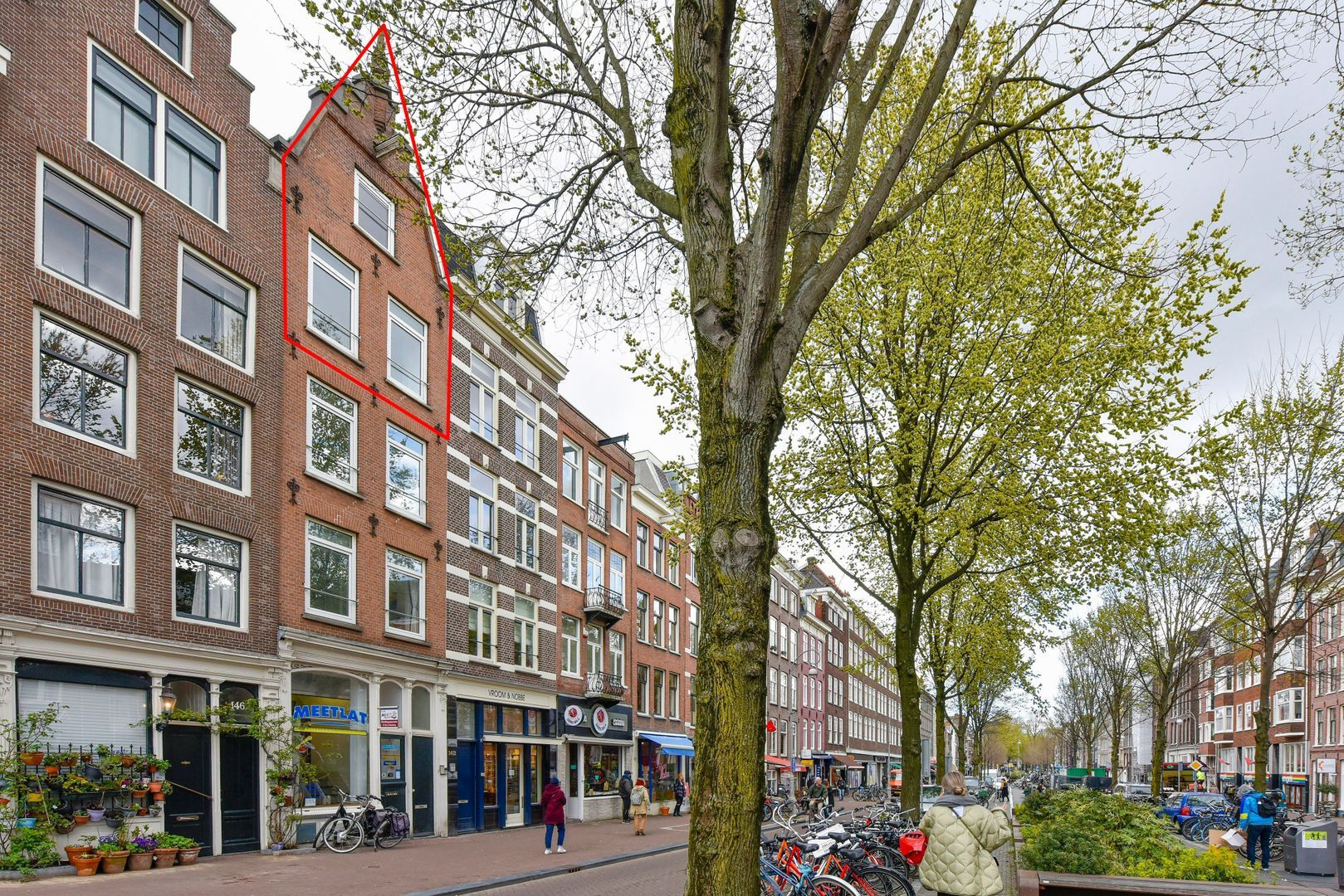 Elandsgracht 144 3, Amsterdam foto-0