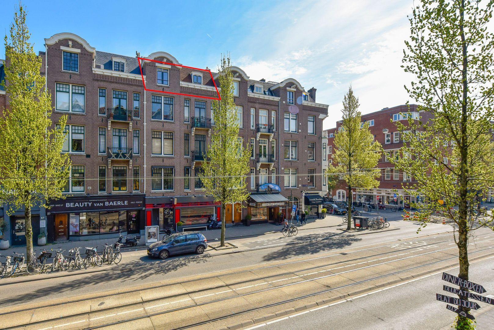 Van Baerlestraat 91 -4, Amsterdam foto-0