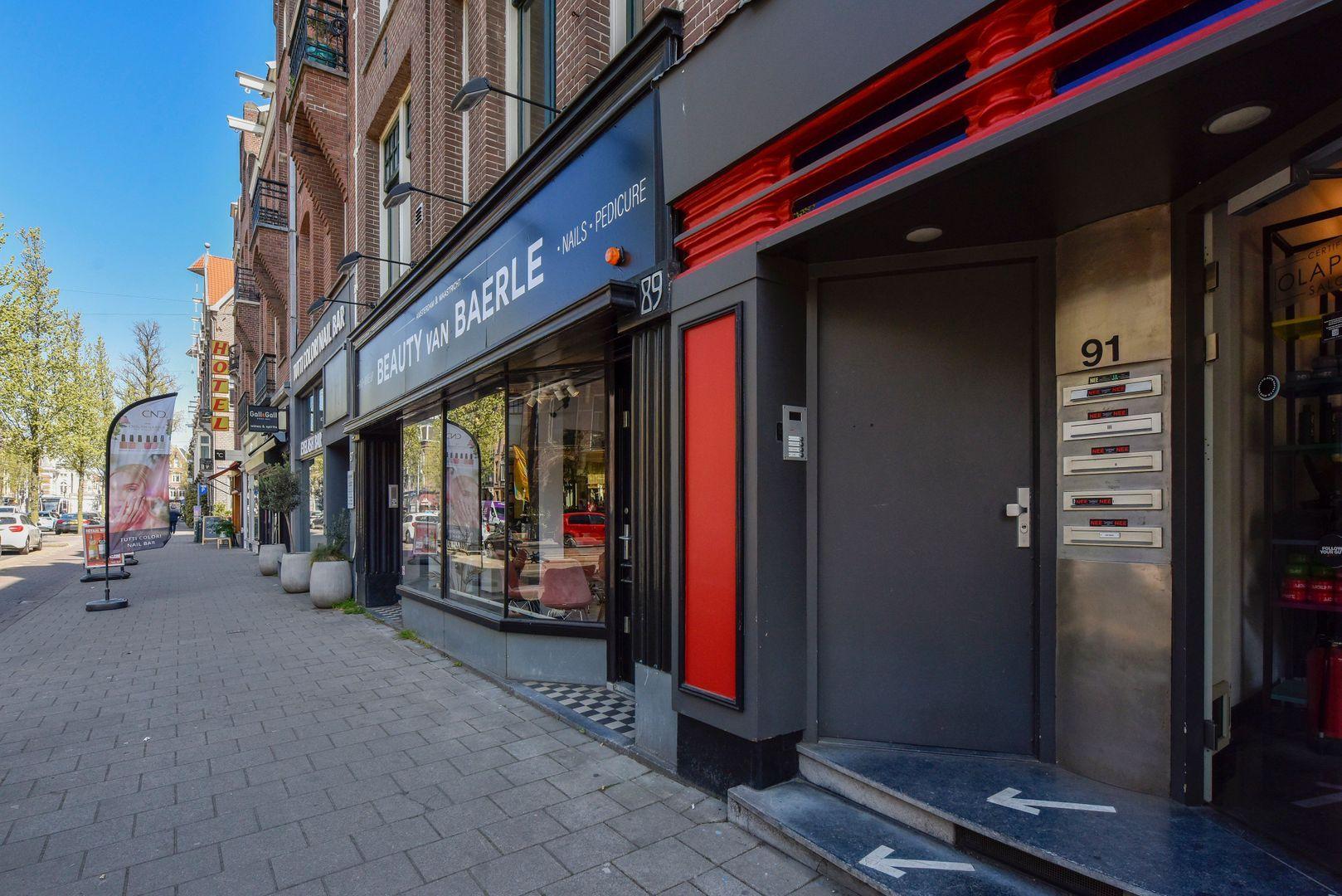 Van Baerlestraat 91 -4, Amsterdam foto-2