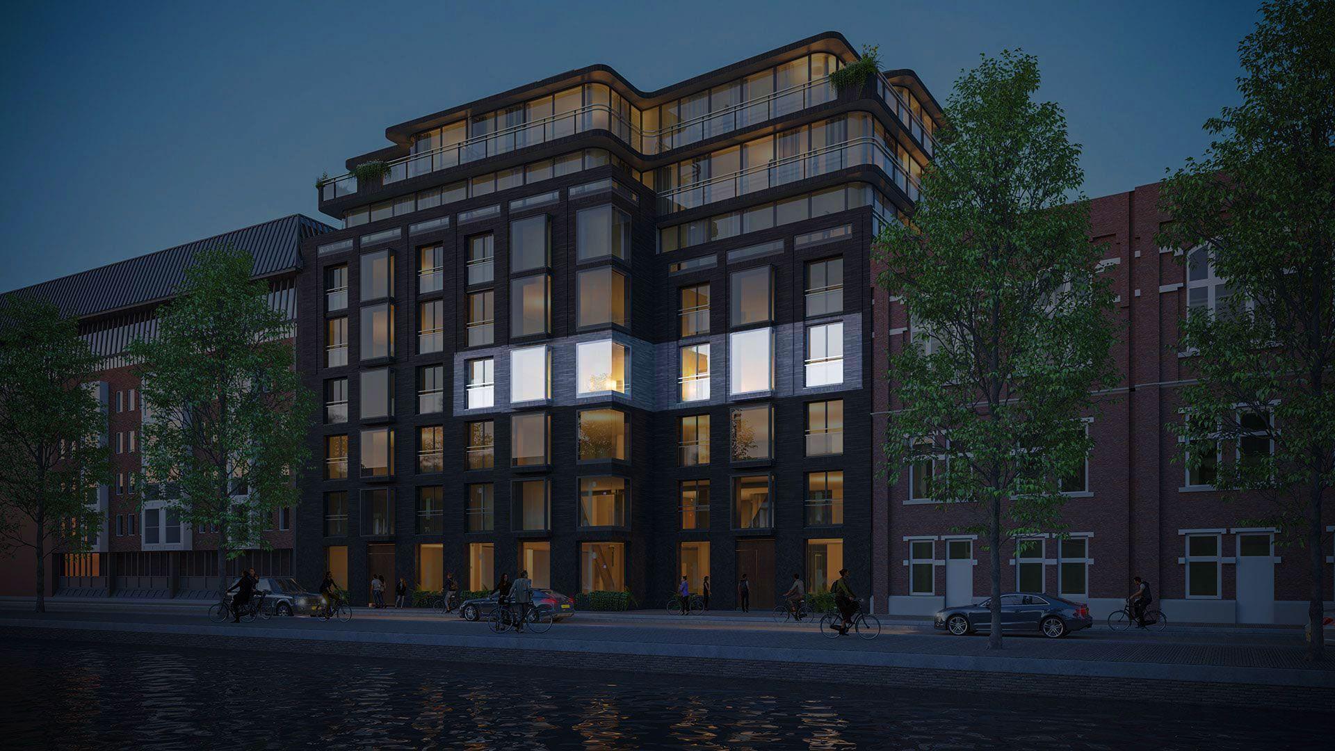 Pieter de Hoochstraat 11 app.10B, Amsterdam foto-1