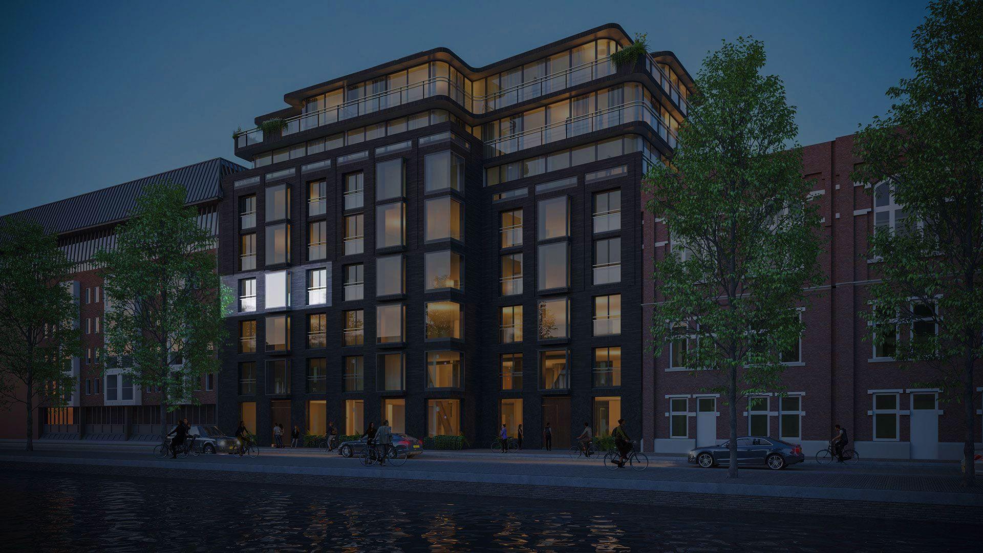 Pieter de Hoochstraat 11 app.12D, Amsterdam foto-1
