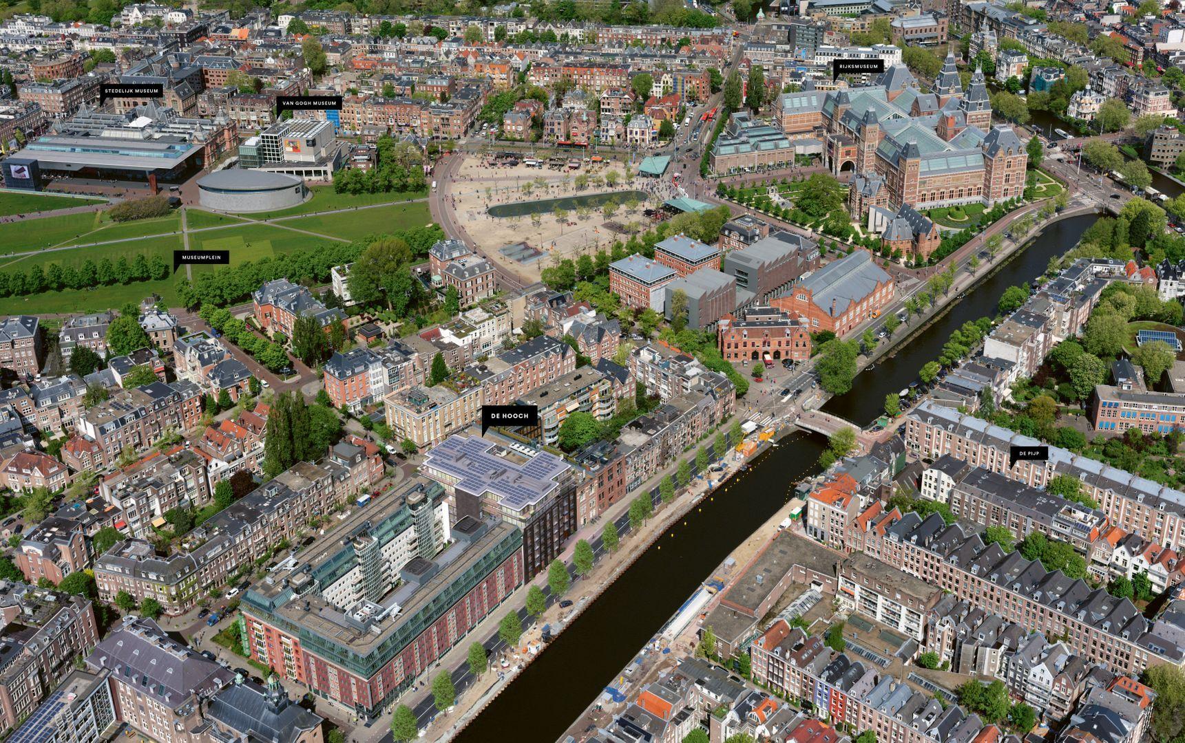 Pieter de Hoochstraat 11 app.12D, Amsterdam foto-12