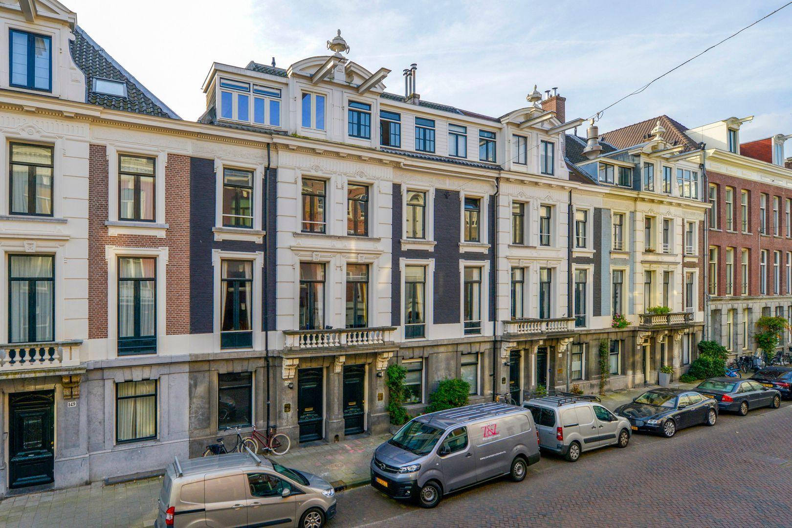 Pieter Cornelisz. Hooftstraat 153 III, Amsterdam foto-0