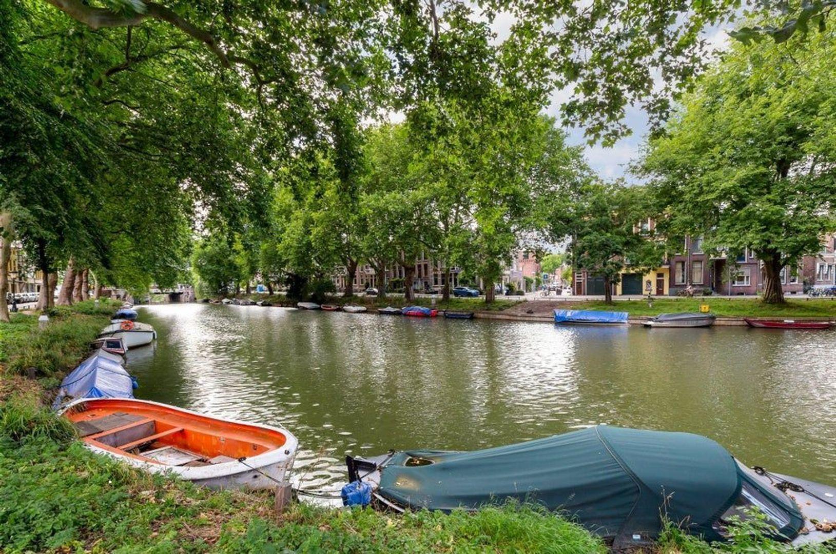 Van Asch van Wijckskade, Utrecht foto-20 blur