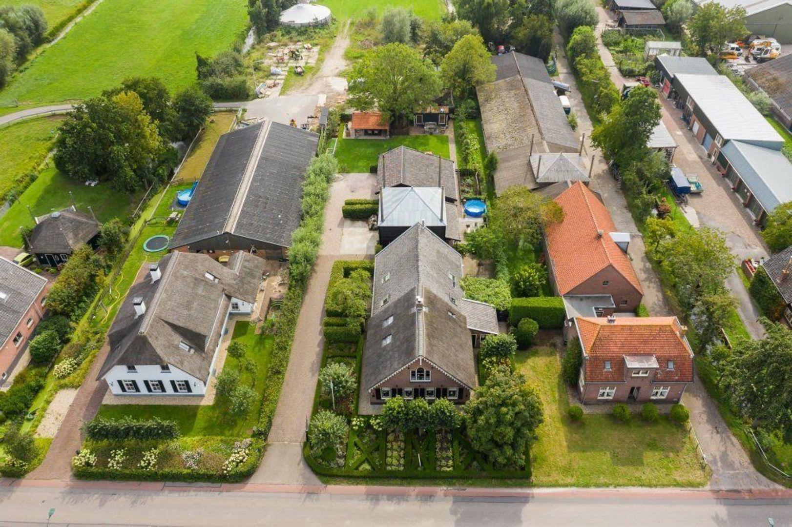 Kerkdijk, Westbroek foto-66 blur