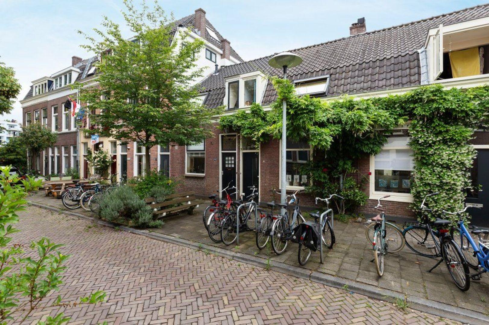 Tulpstraat, Utrecht foto-0 blur