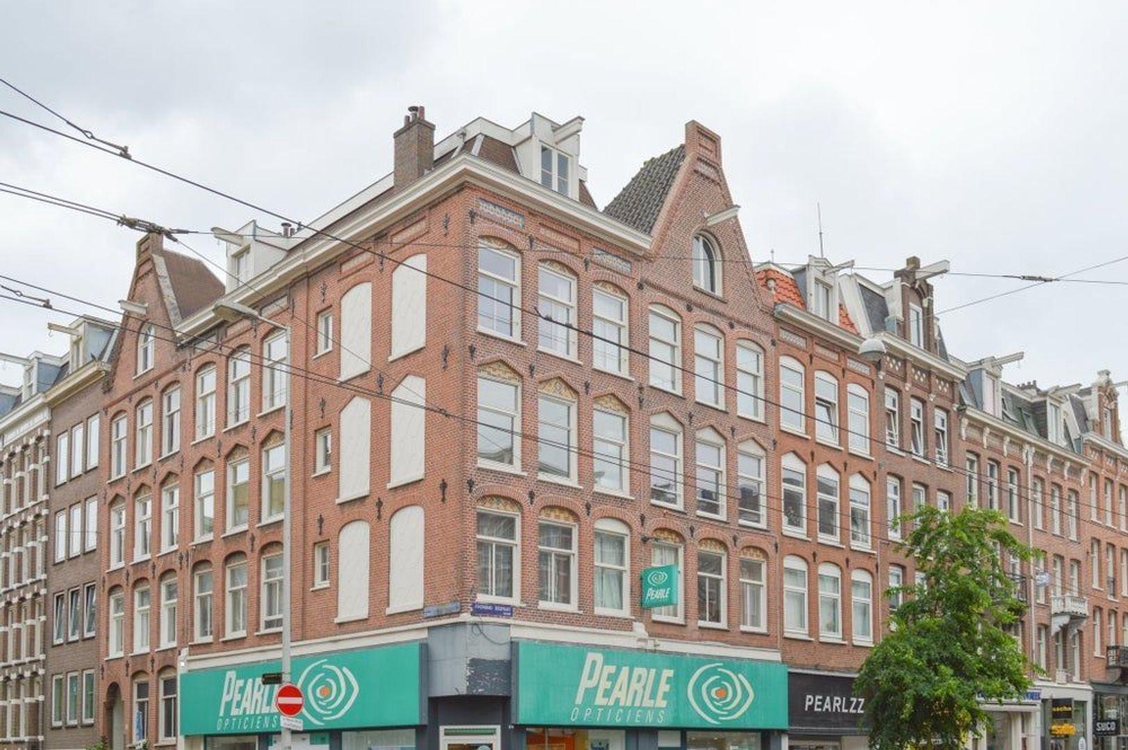 Eerste Jan van der Heijdenstraat, Amsterdam foto-0 blur