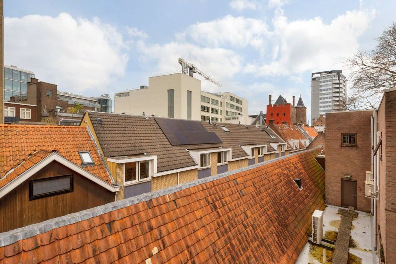 Zakkendragerssteeg, Utrecht foto-26 blur