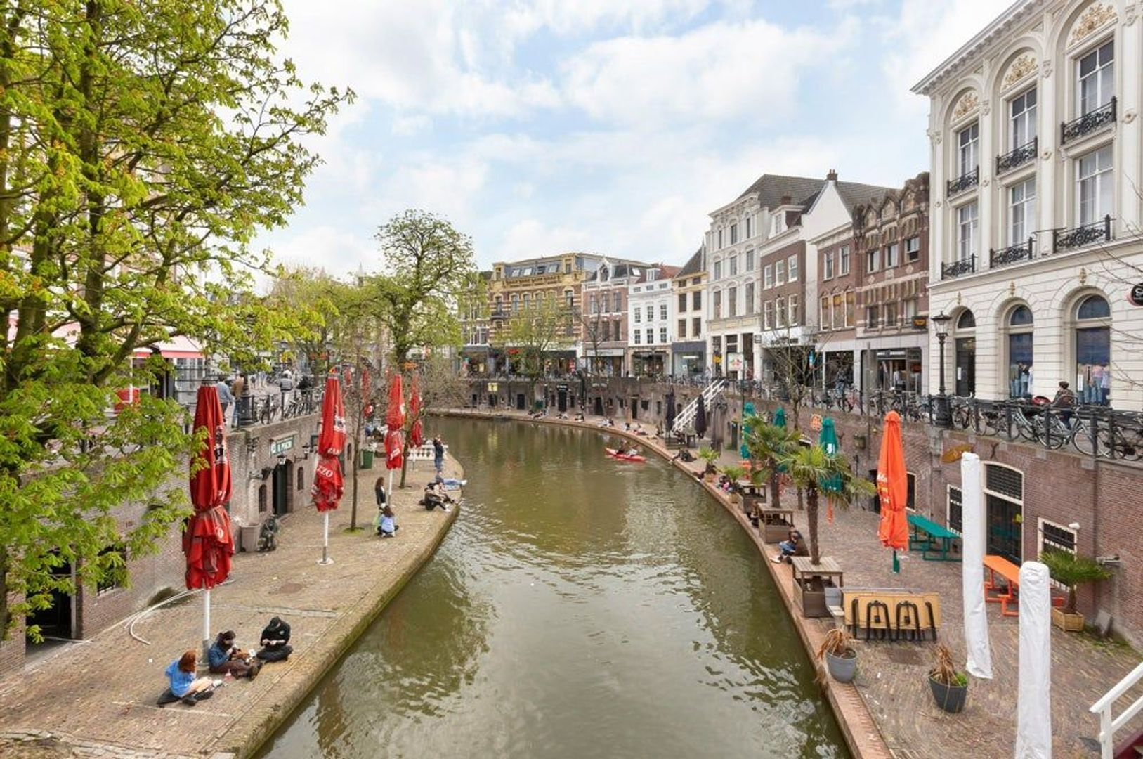 Zakkendragerssteeg, Utrecht foto-20 blur