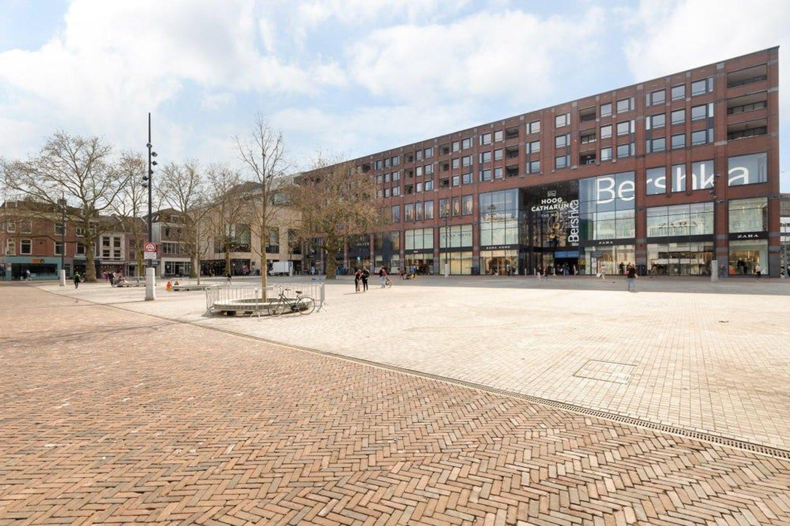 Zakkendragerssteeg, Utrecht foto-21 blur