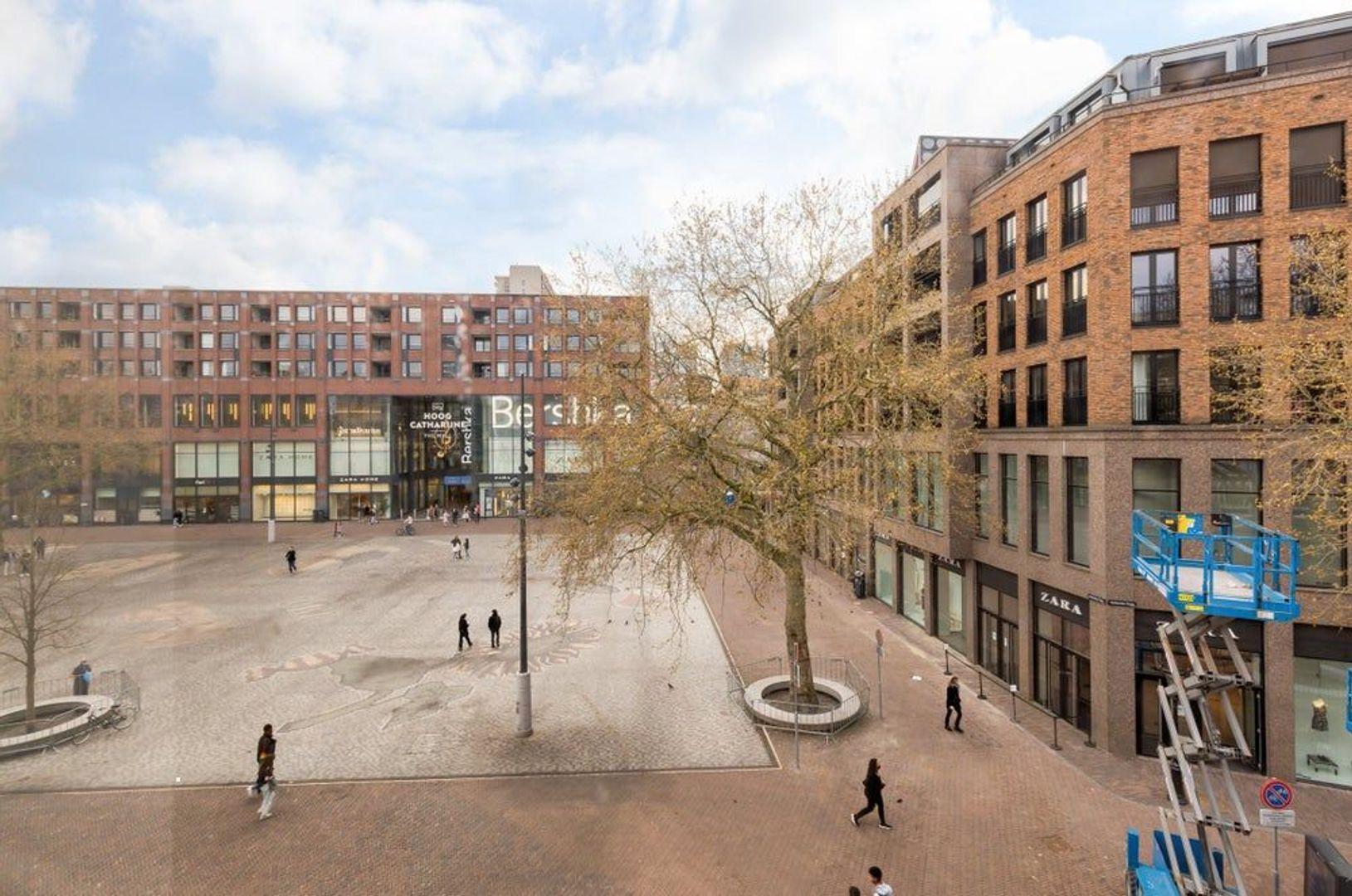 Zakkendragerssteeg, Utrecht foto-13 blur