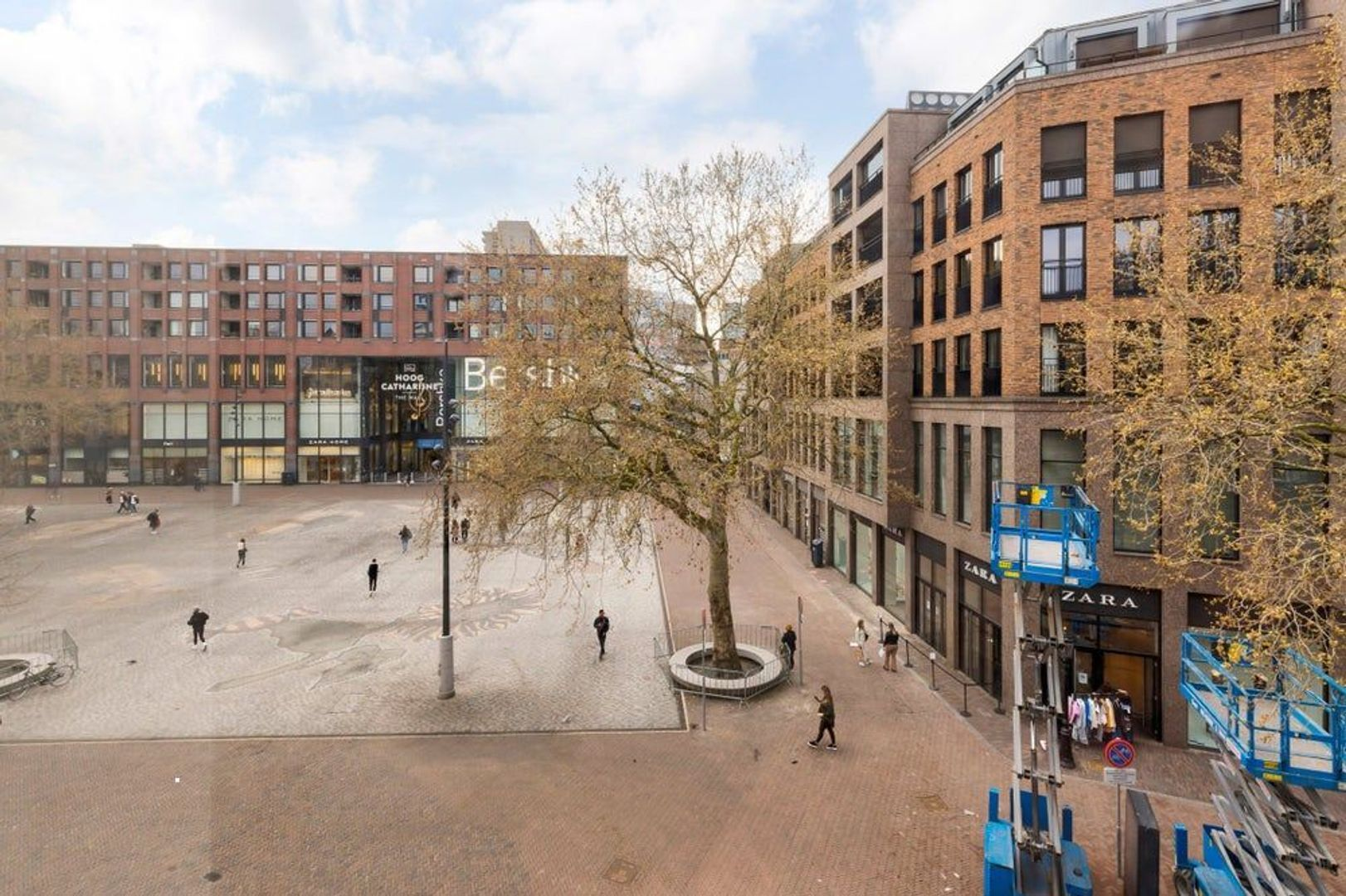 Zakkendragerssteeg, Utrecht foto-18 blur