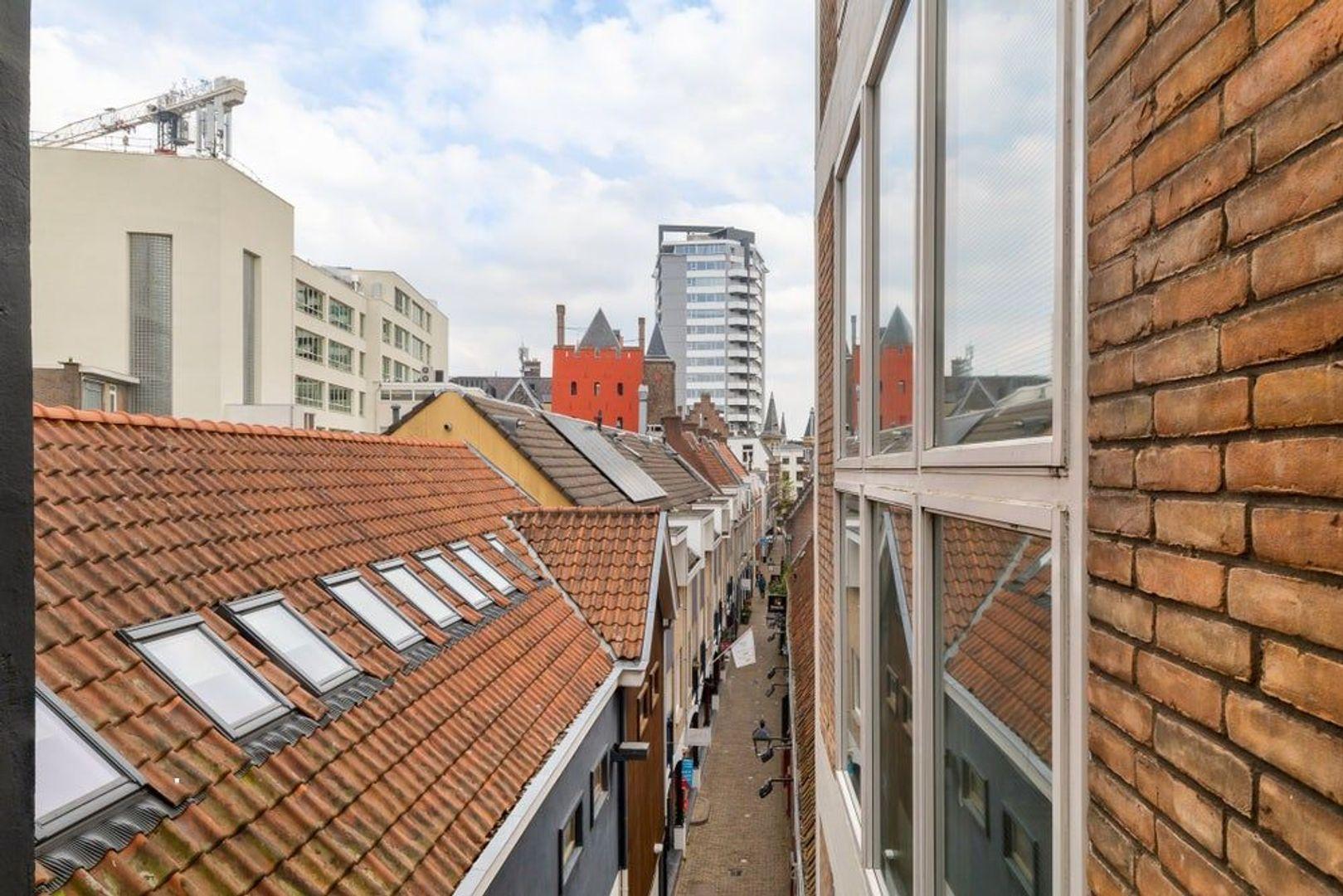Zakkendragerssteeg, Utrecht foto-14 blur