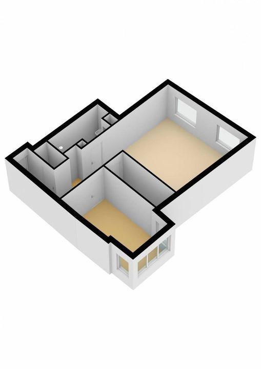 Zakkendragerssteeg, Utrecht plattegrond-14