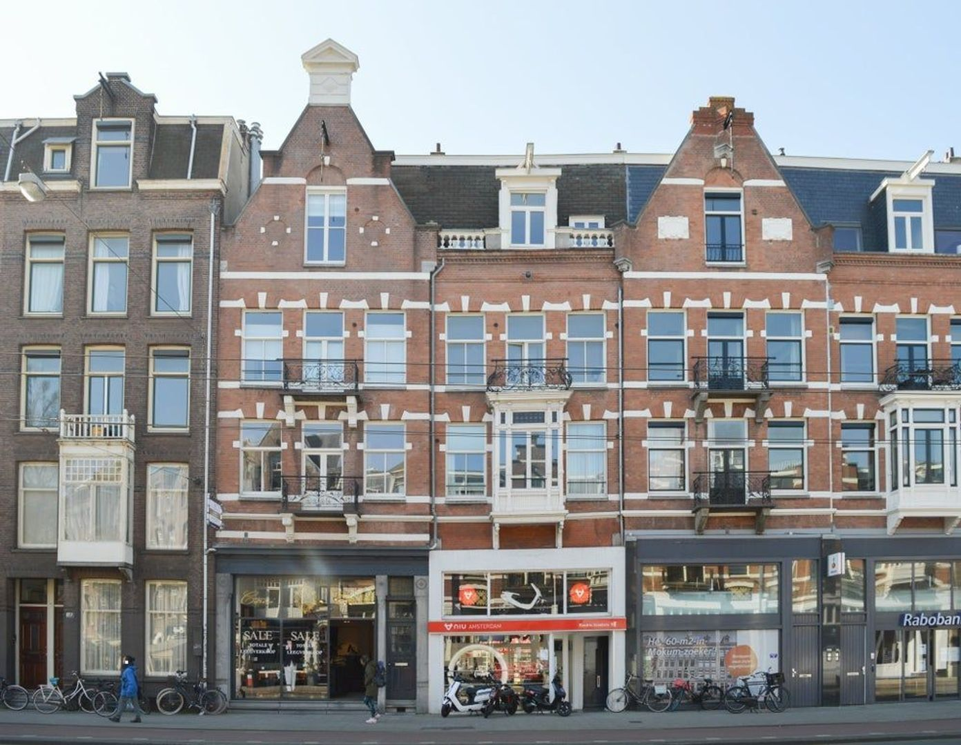 Van Baerlestraat, Amsterdam foto-0 blur