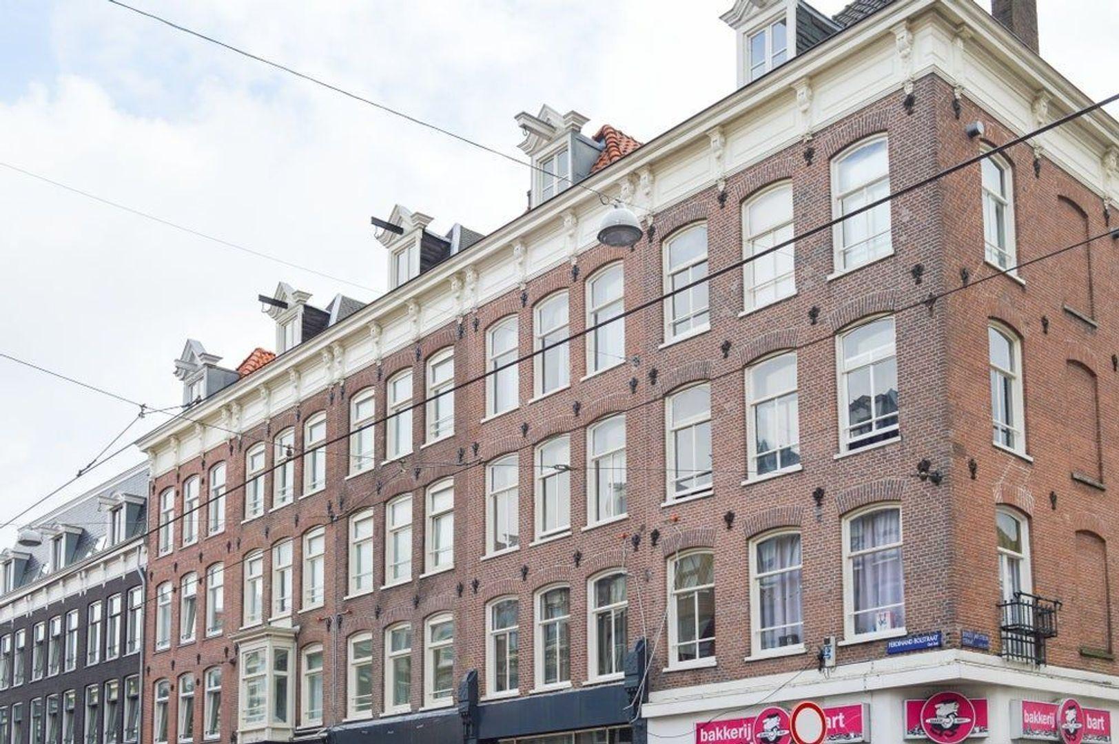 Ferdinand Bolstraat, Amsterdam foto-0 blur