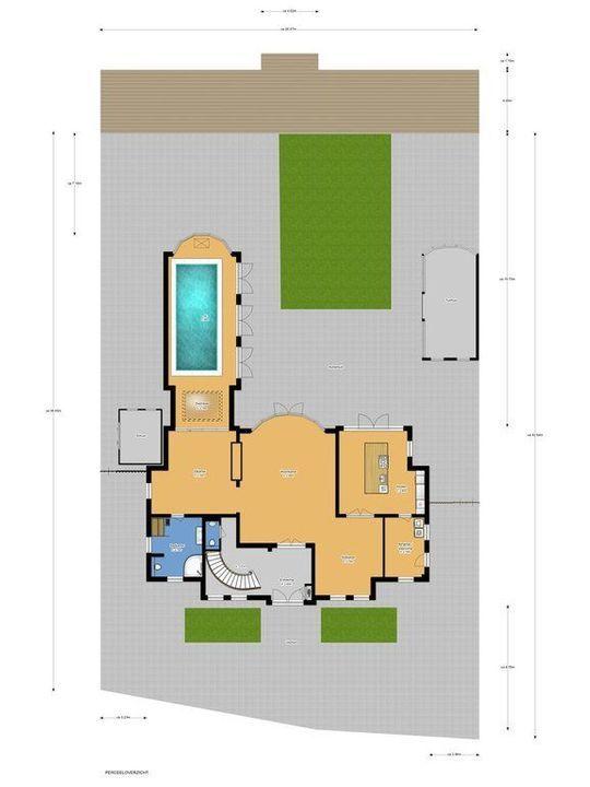 Gravin Machteldlaan 13, Den Haag plattegrond-63