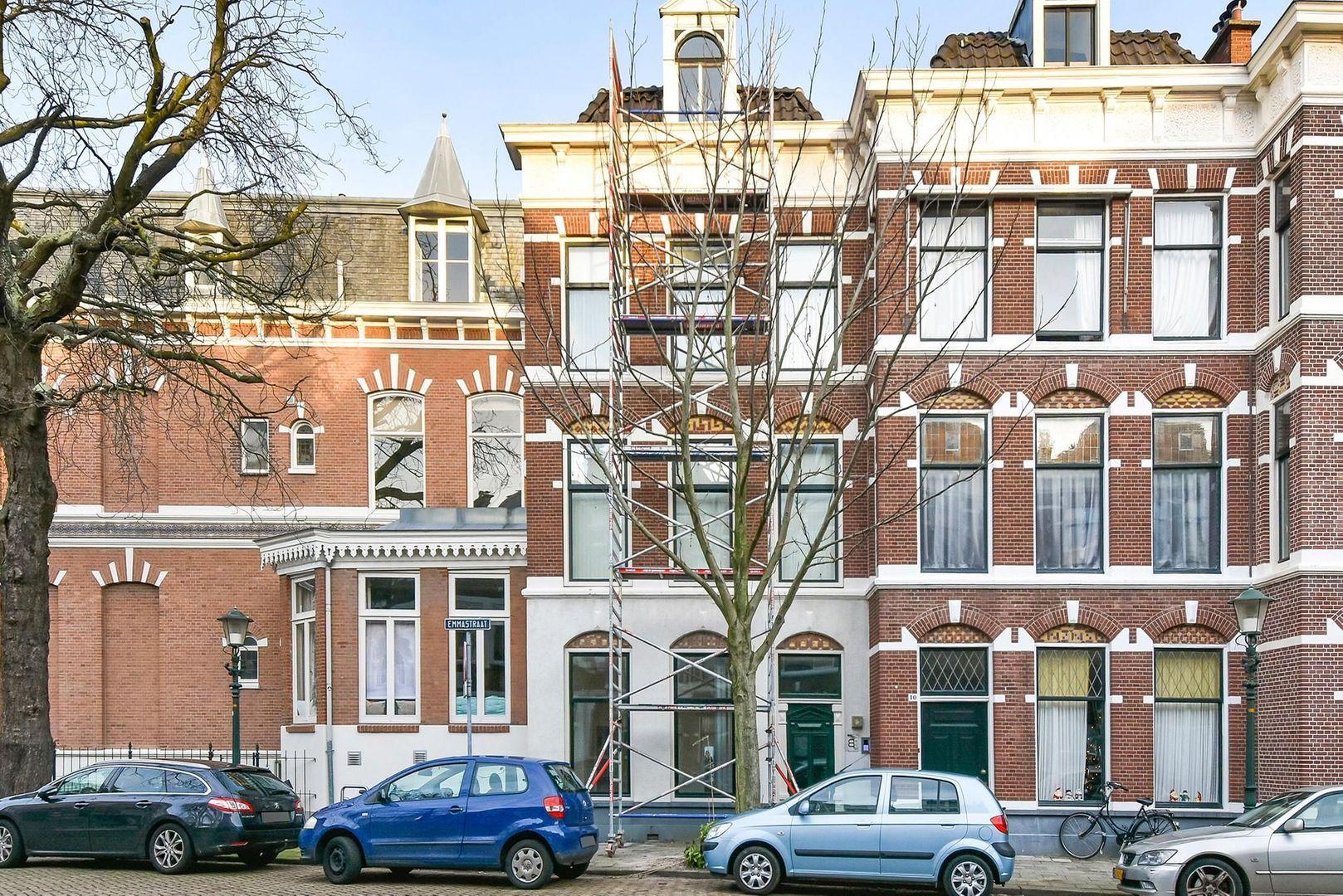 Emmastraat 8 a, Den Haag foto-0 blur