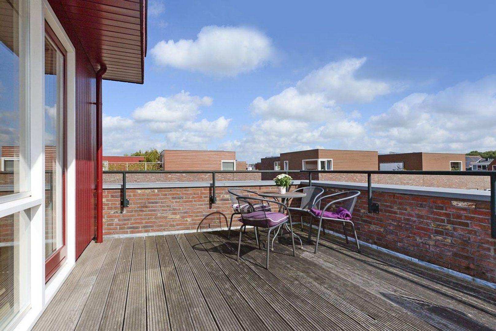 Zomereik 52, Den Haag foto-36 blur