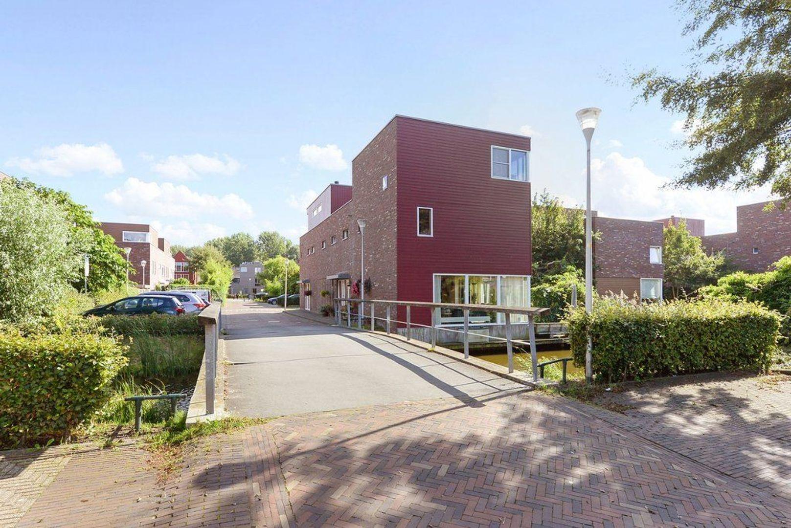 Zomereik 52, Den Haag foto-6 blur