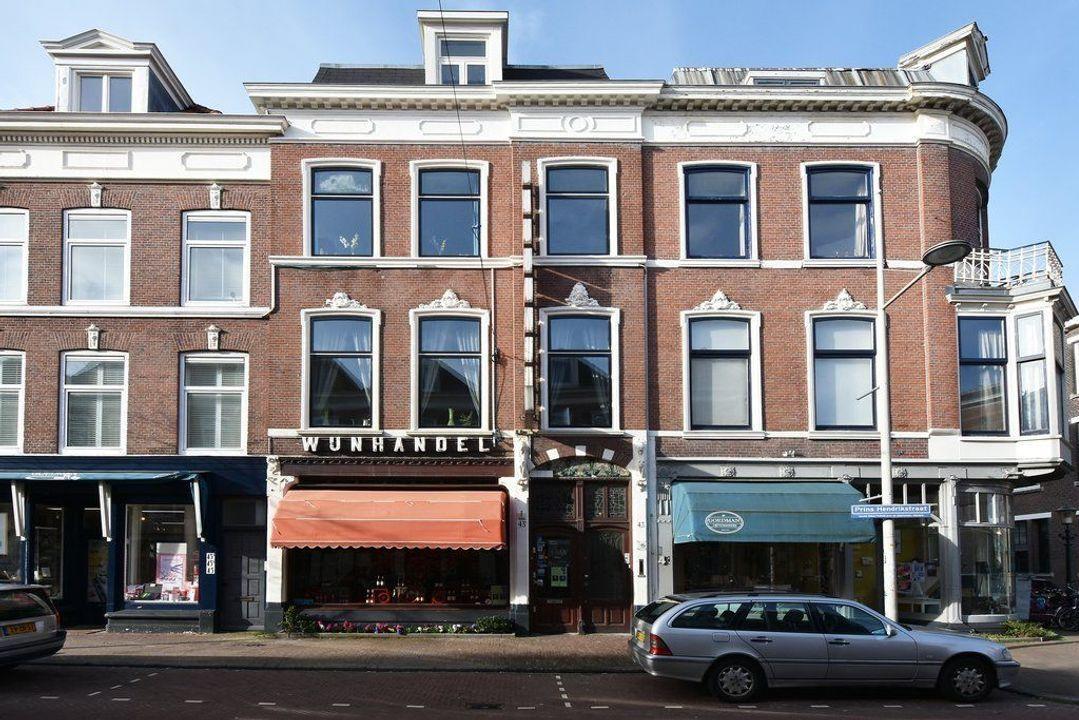 Prins Hendrikstraat 43, Den Haag