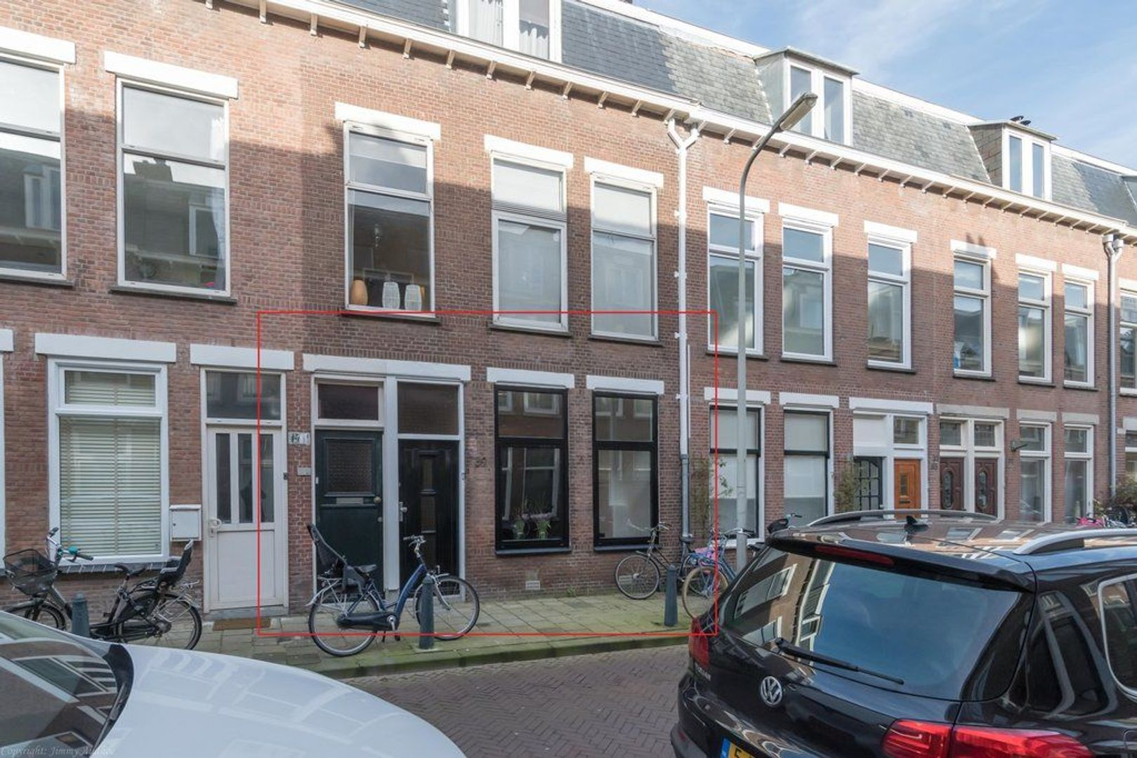 Van Egmondstraat 39, Den Haag foto-1 blur