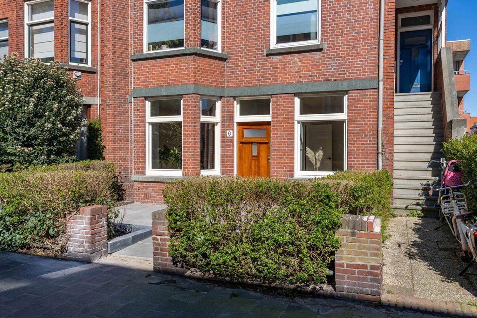 van Gaesbekestraat 6, Voorburg foto-2 blur
