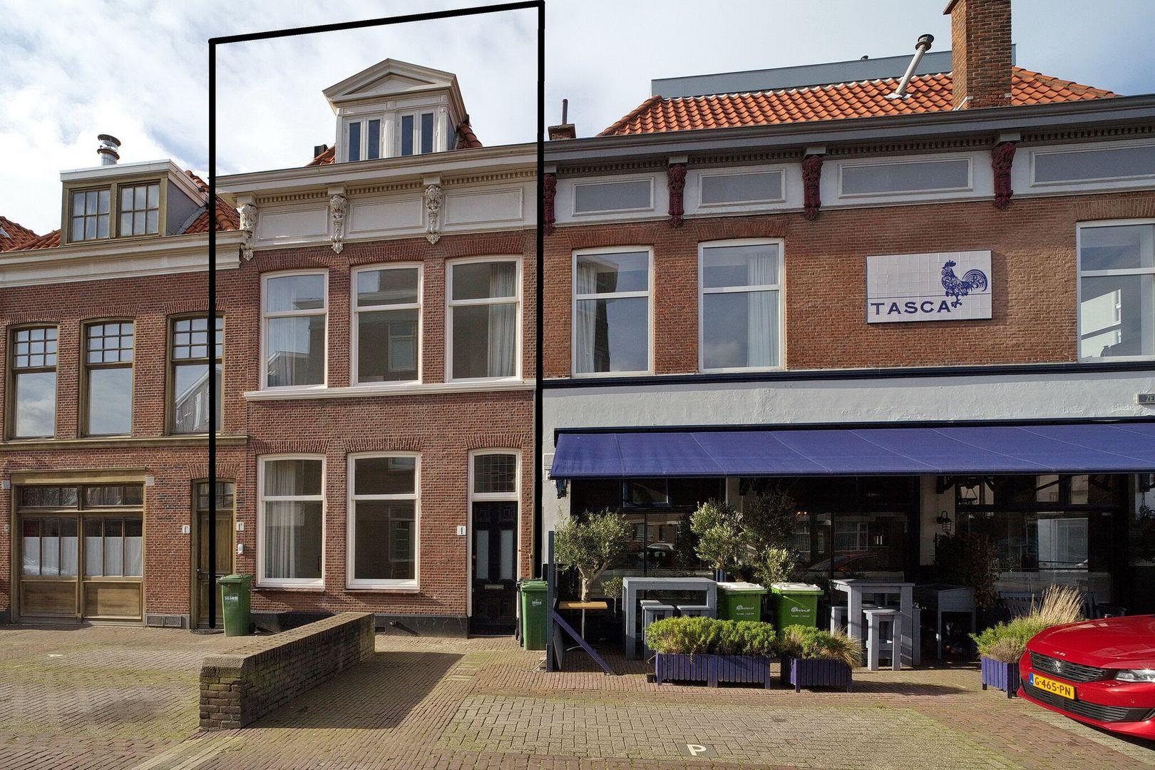 Zeilstraat 1, Den Haag foto-1 blur