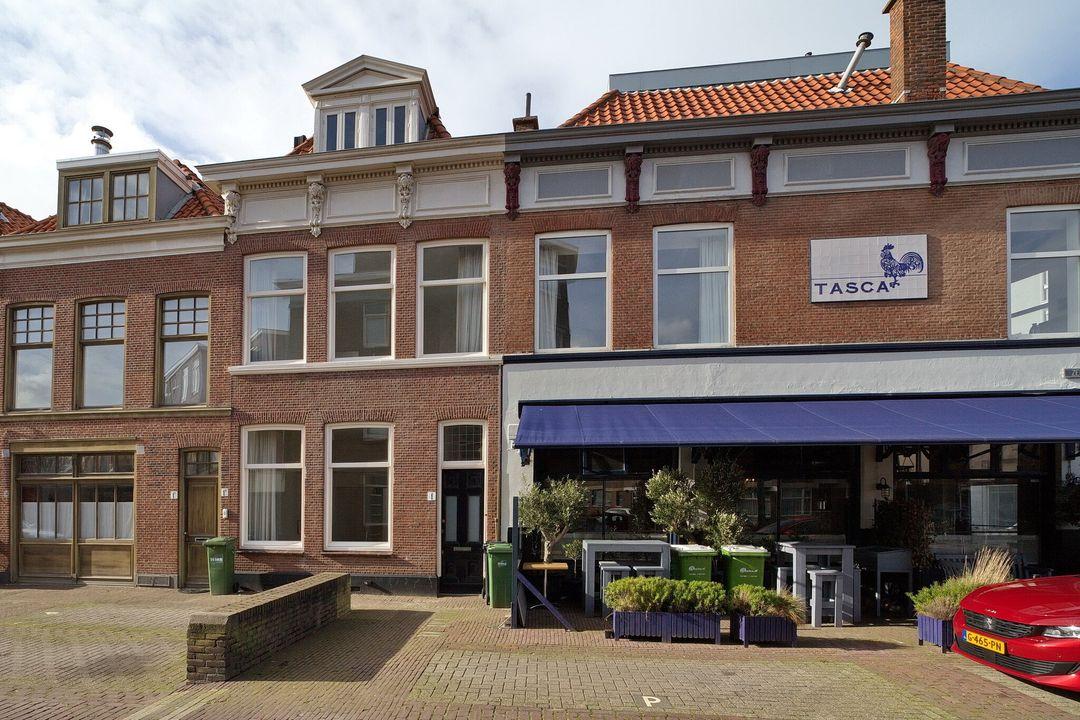 Zeilstraat 1, Den Haag