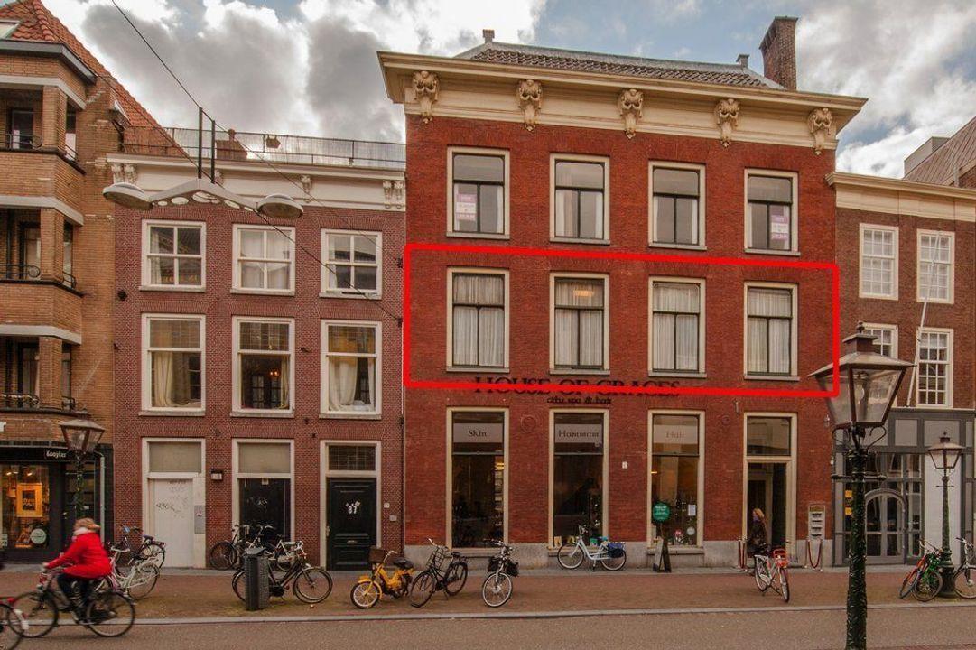 Breestraat 85 A, Leiden