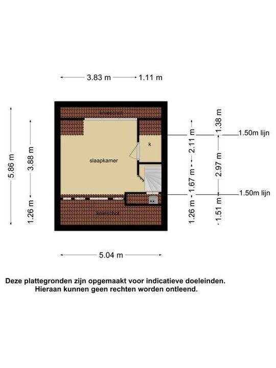 Zuidstraat 92, Katwijk plattegrond-30