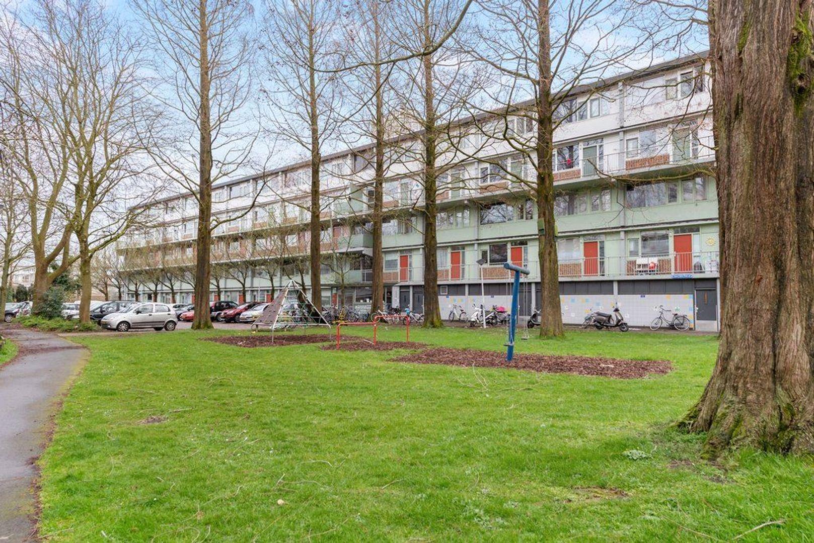 Condorhorst 144, Leiden foto-44 blur