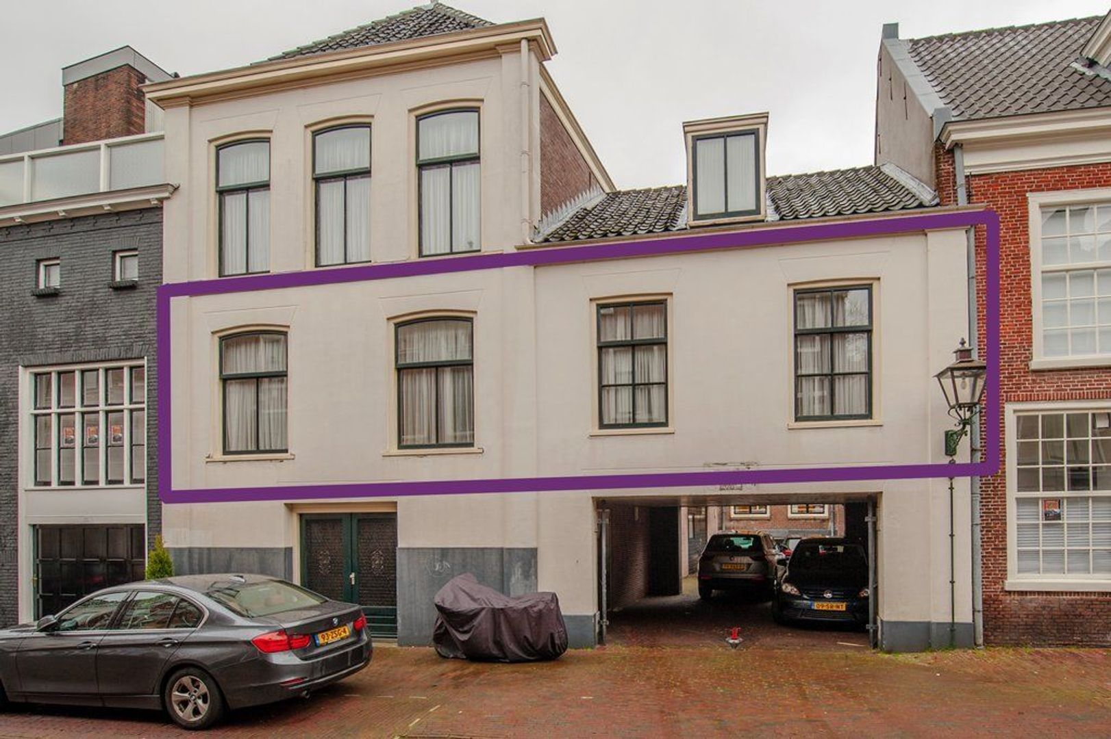 Langebrug 14, Leiden foto-0 blur