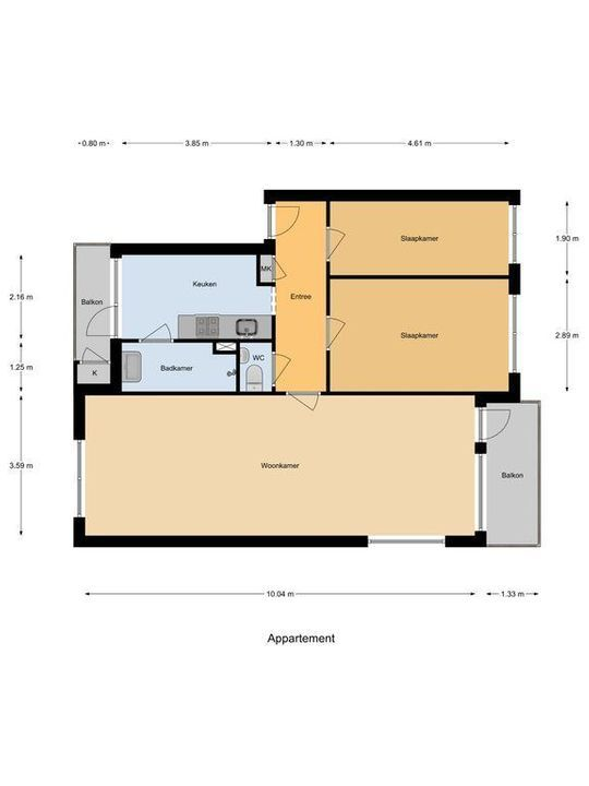 Lavendelhof 29, Noordwijk plattegrond-34