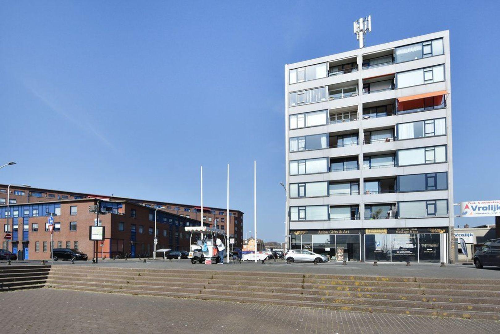 Zeesluisweg 100, Den Haag foto-16 blur