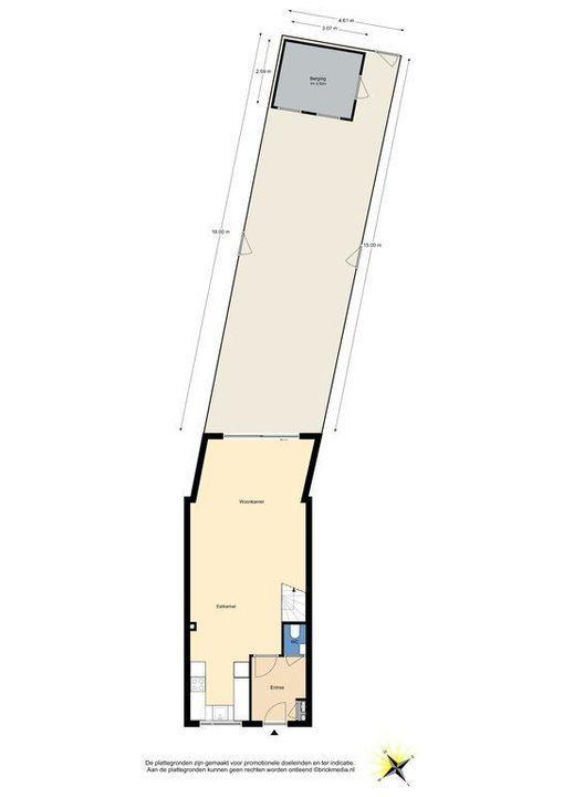 De Bockstraat 54, Den Haag plattegrond-33