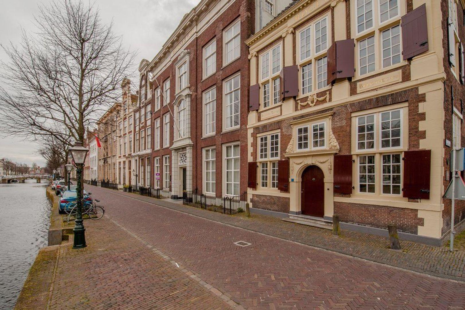 Rapenburg 27 A, Leiden foto-22 blur