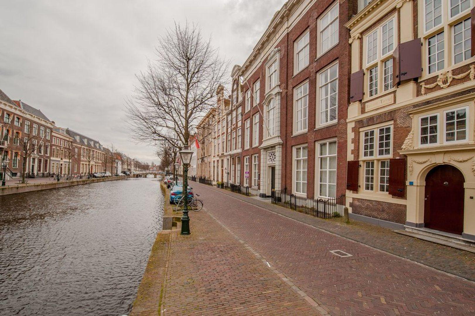 Rapenburg 27 A, Leiden foto-23 blur