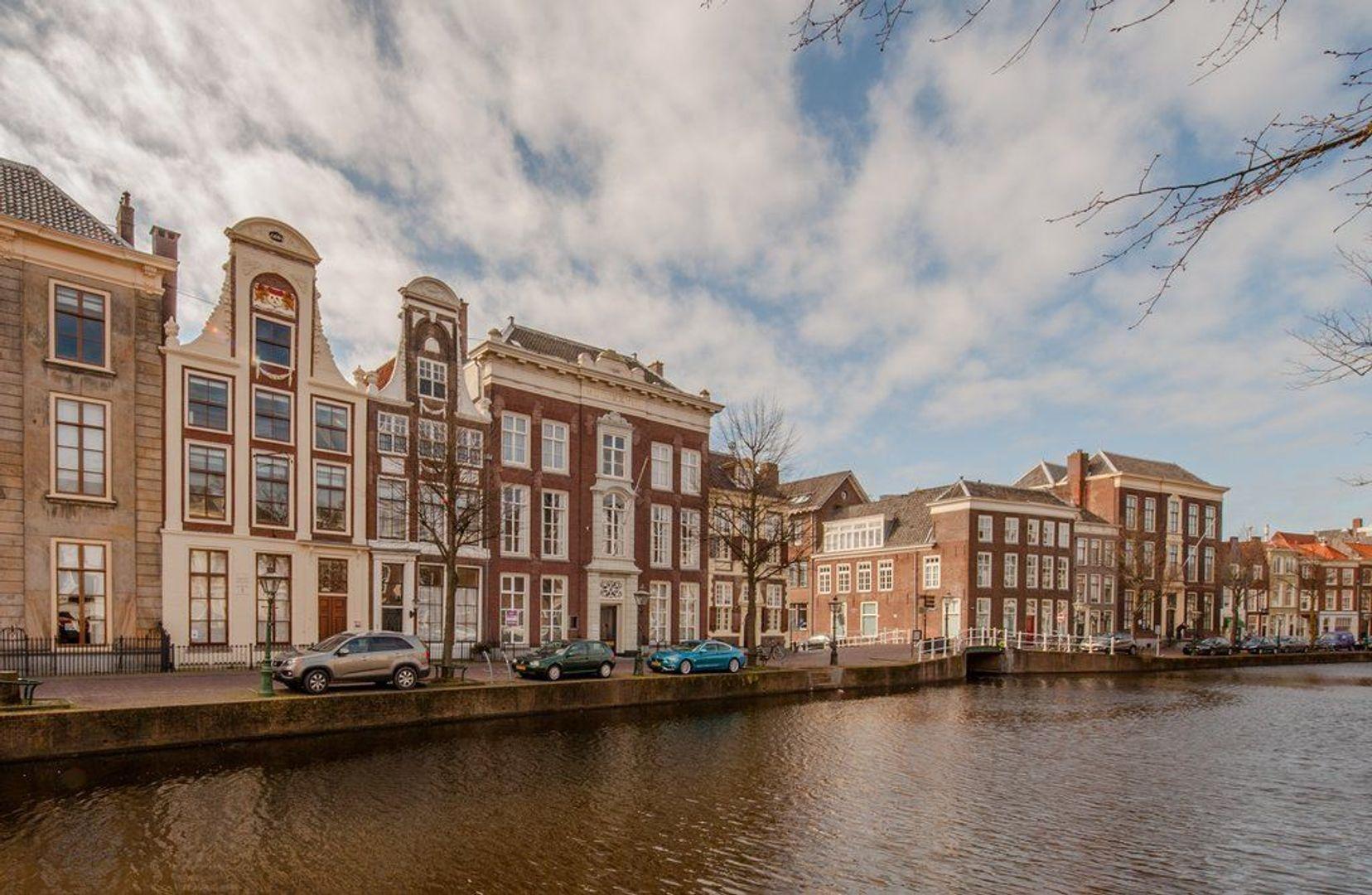 Rapenburg 27 A, Leiden foto-25 blur