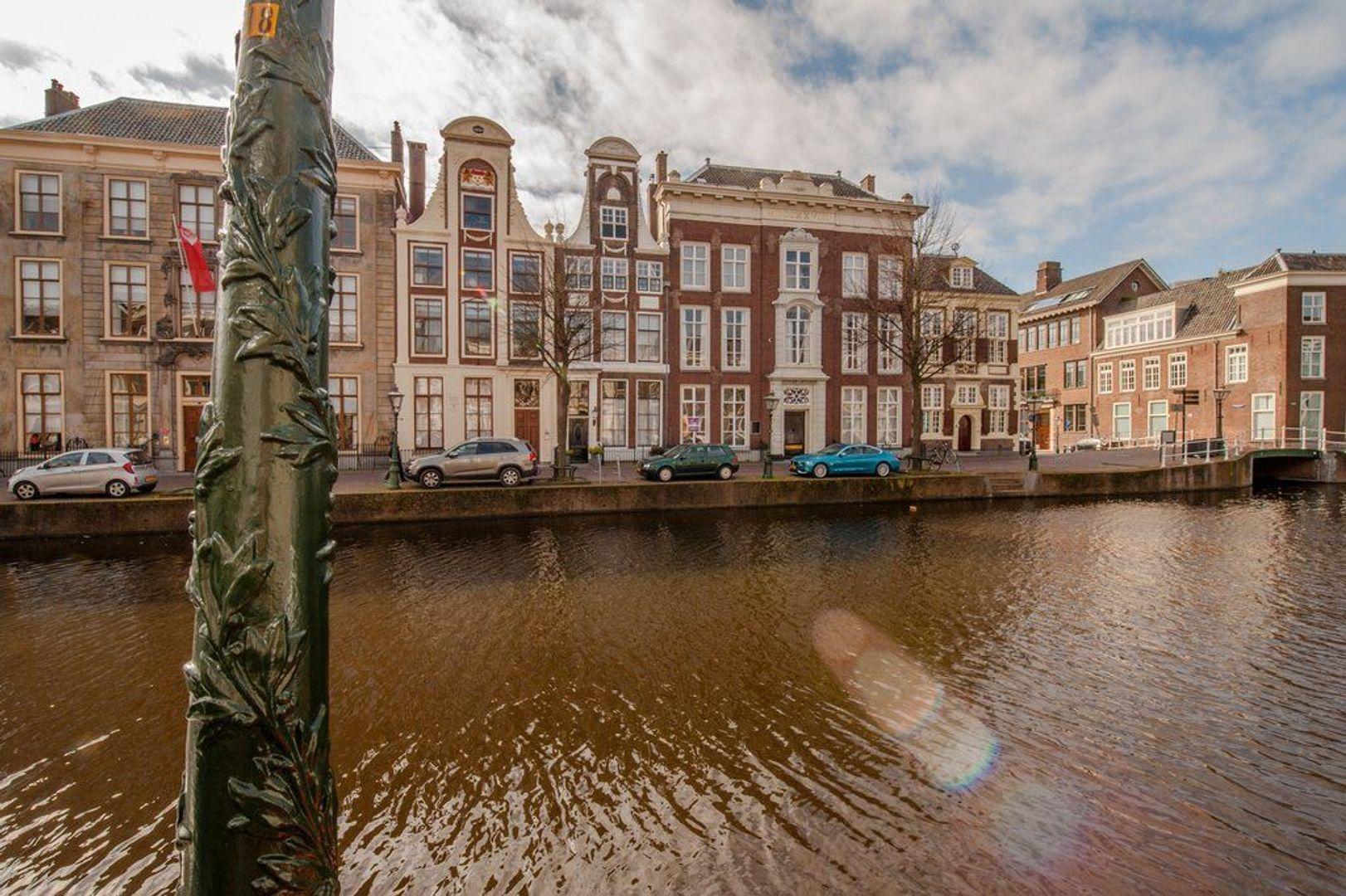 Rapenburg 27 A, Leiden foto-27 blur